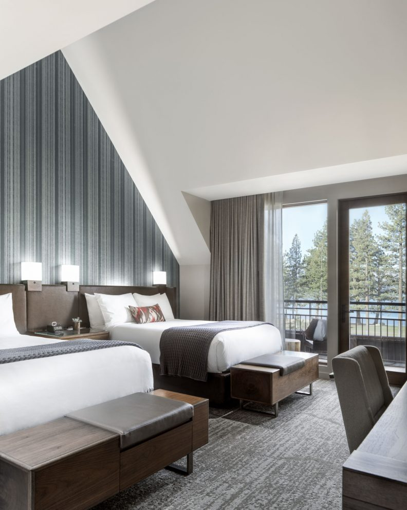 Tahoe Double Queen Lakeview